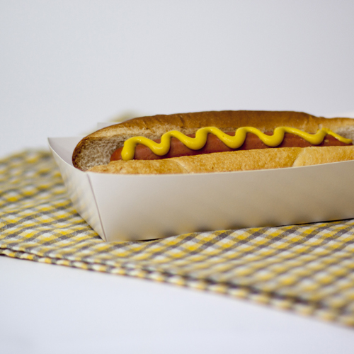 Hot Dog Tray