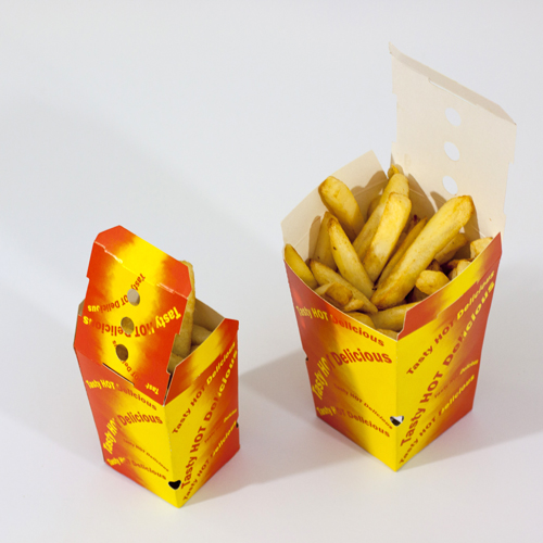 chip boxes